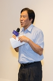 台北当代艺术馆  执行总监  Director of Museum of Contemporary Art, Taipei