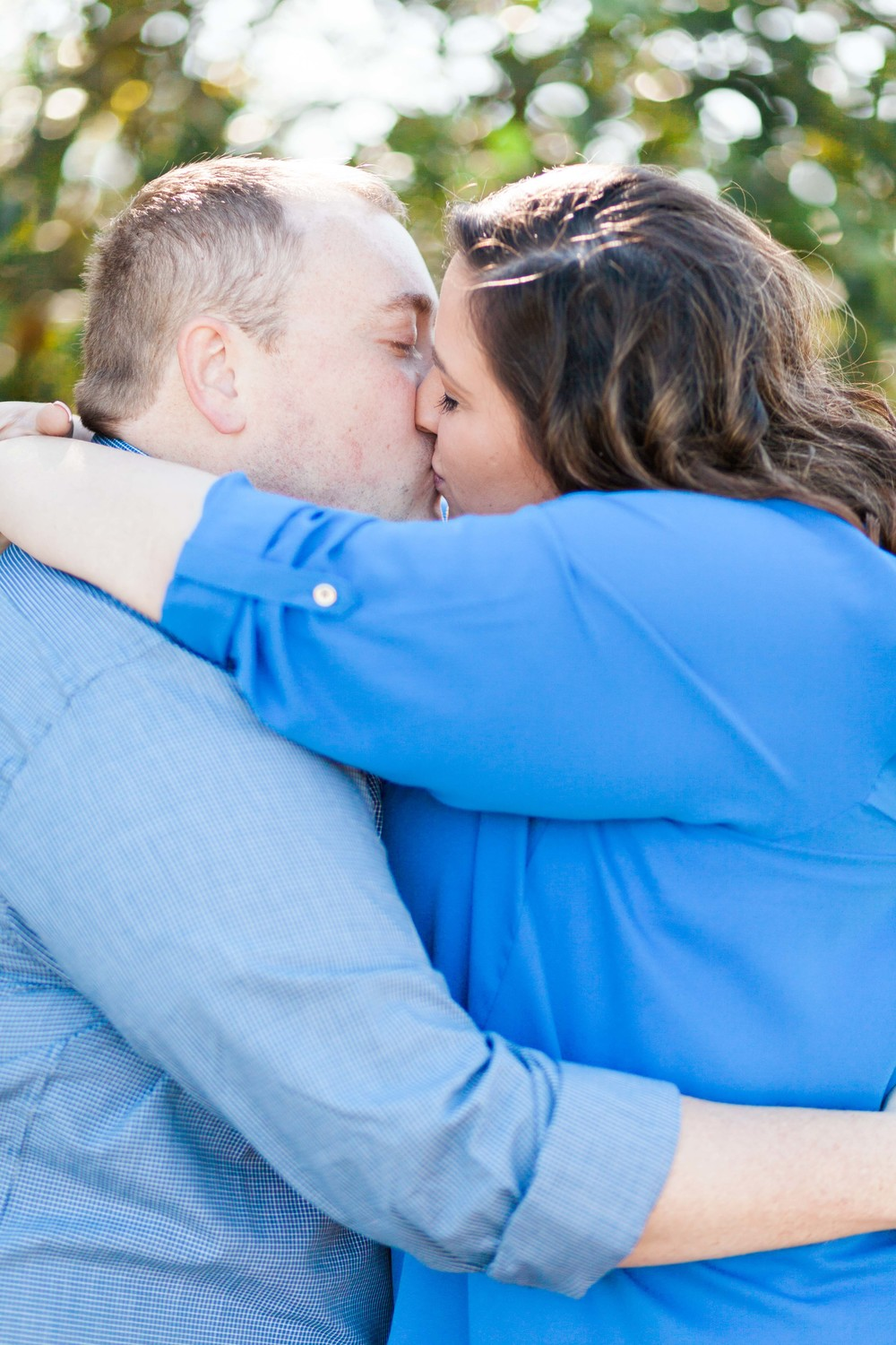 Orange Grove Engagement Session in Orlando Florida | Michelle Mock Photography