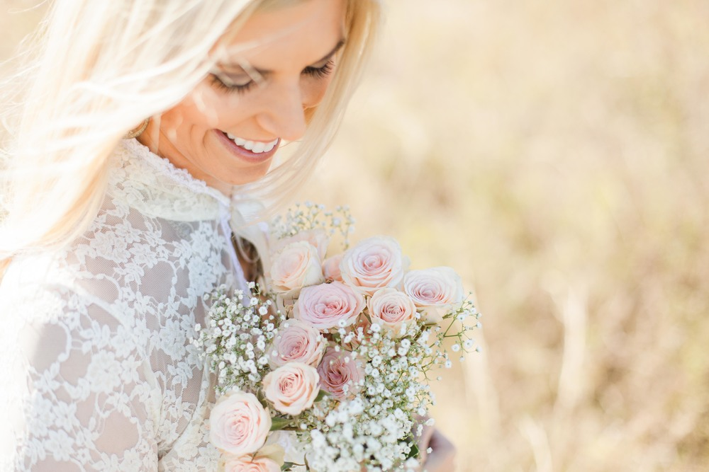Bridal Portrait in Viera Florida | Michelle Mock Photography
