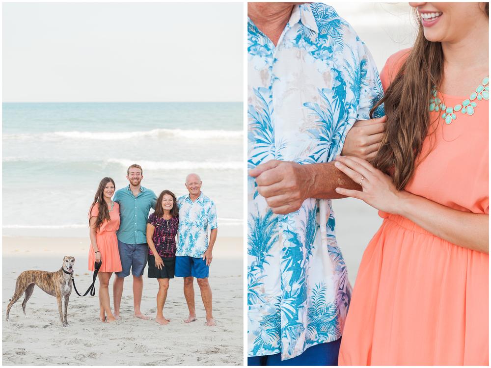 Family Beach Photos | Satellite Beach, FL | Michelle Mock Photography