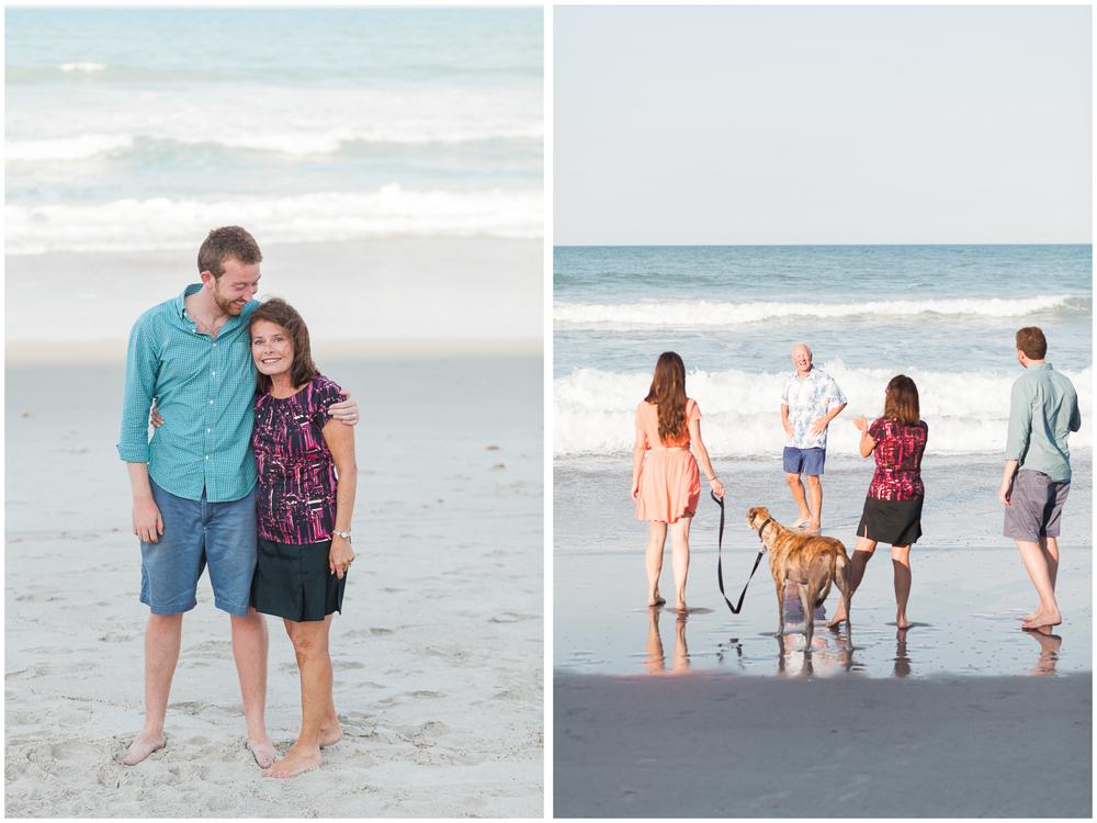 Family Beach Photo Session | Satellite Beach, FL | Michelle Mock Photography