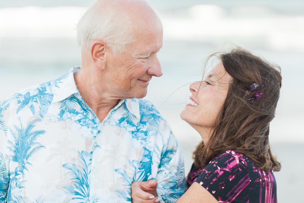 Family Beach Session | Satellite Beach, FL | Michelle Mock Photography