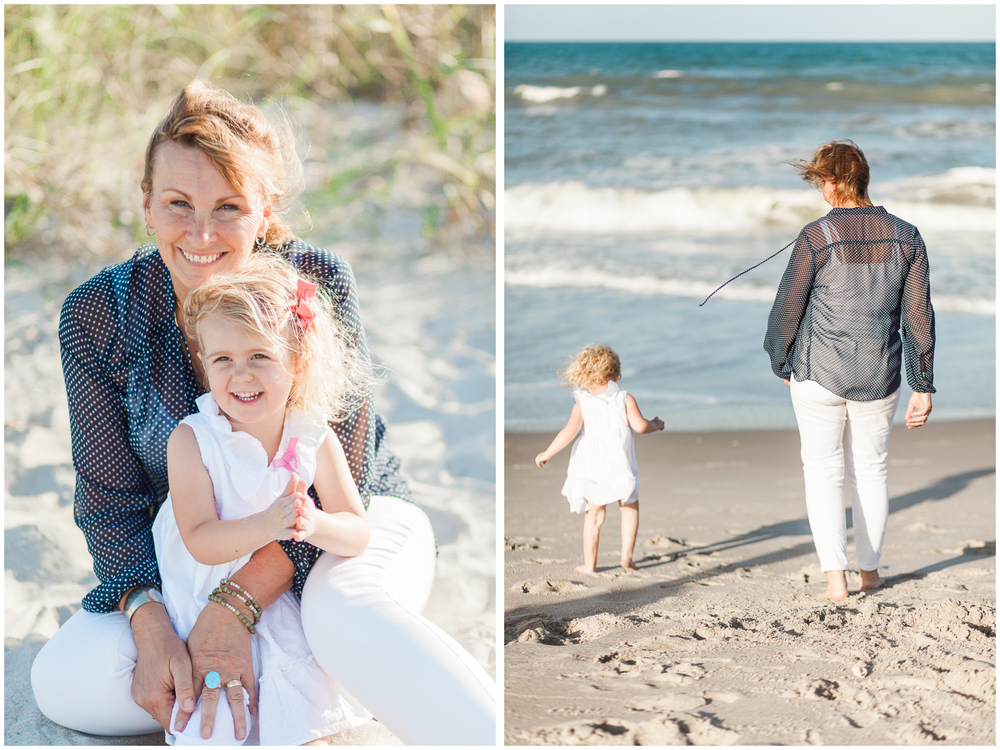 McKee Family Beach Photos | Melbourne, Florida | Michelle Mock Photography