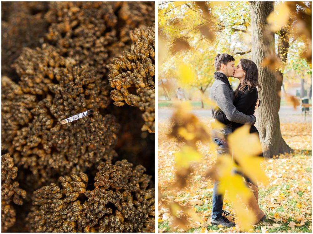 Pamela and Alex Engagement Session | Vienna, Austria | Michelle Mock Photography