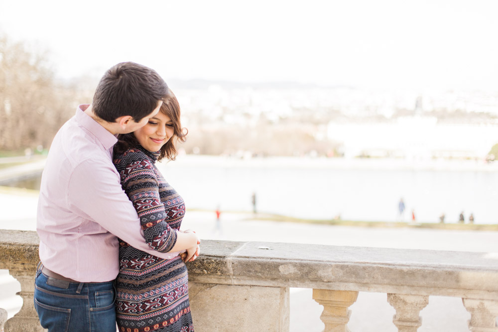 Love Session at Schlo� Sch�nbrunn | Vienna, Austria | Michelle Mock Photography