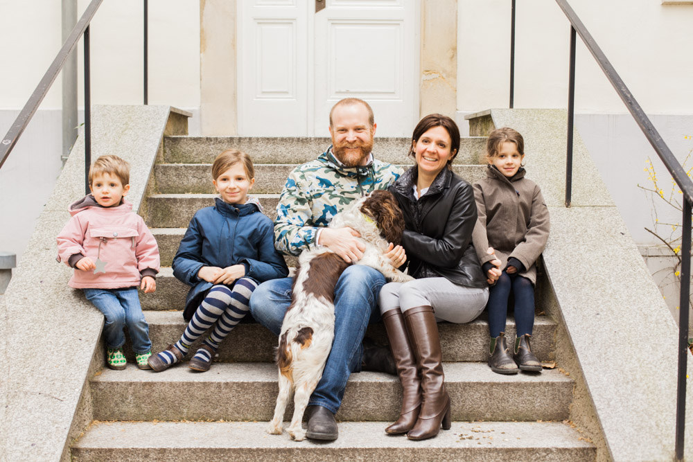 Family Portrait Session | Vienna, Austria | Michelle Mock Photography