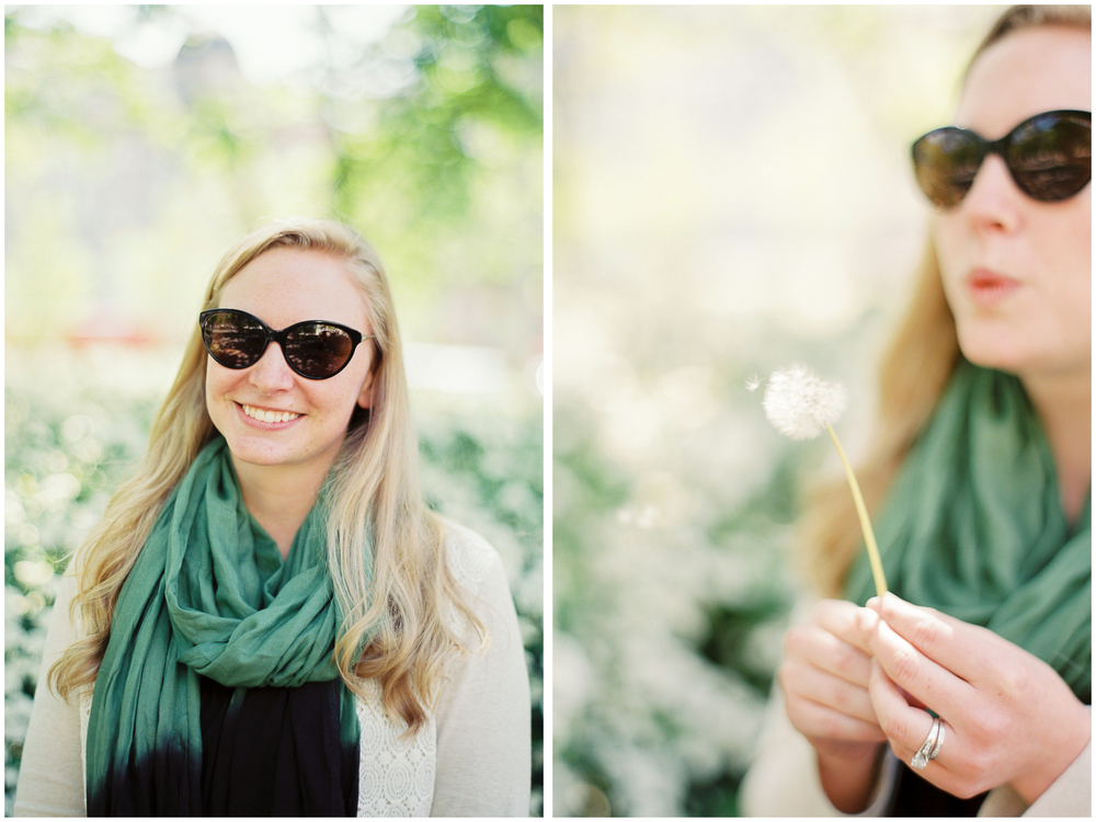Coffee Date Portrait Shoot | Vienna Austria | Michelle Mock Photography