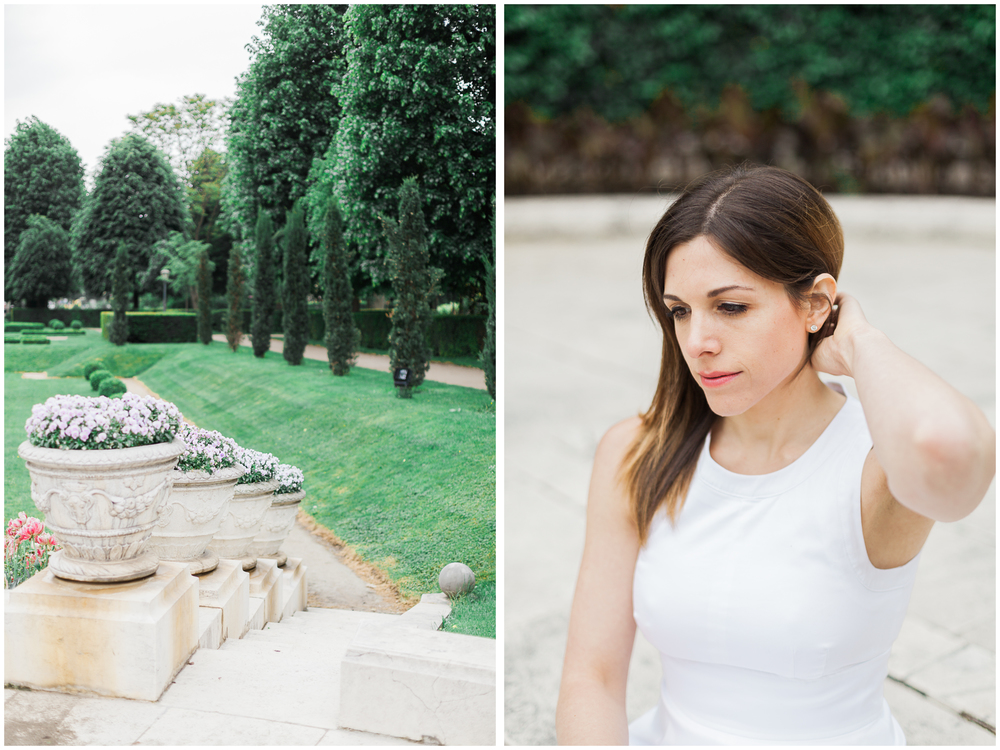 Vienna, Austria | Volksgarten Family Portraits | Michelle Mock Photography