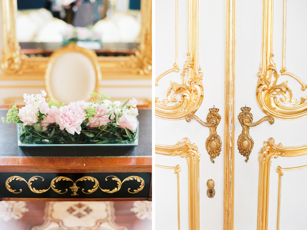 Vienna, Austria | Palais Coburg Wedding | Michelle Mock Photography | Vienna Wedding Photographer | Vienna Film Photographer