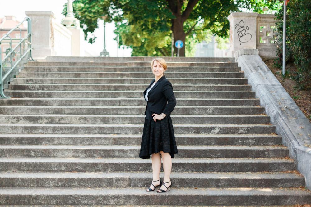 Vienna, Austria | Stadtpark | Business Head Shots | Vienna Portrait Photographer | Vienna Film Photographer | Michelle Mock Photography