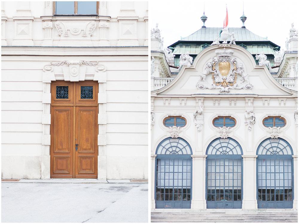 Belvedere, Vienna | Family Portraits | Michelle Mock Photography | Vienna Portrait Photographer | Vienna Film Photographer | Contax 645 | Fuji400