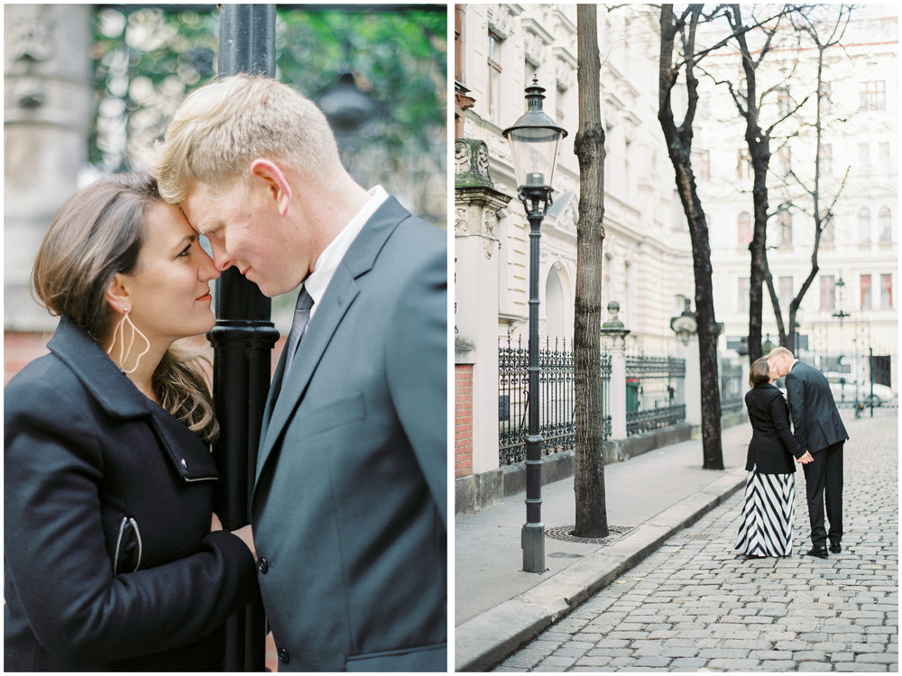Courthouse Wedding Photos | Vienna, Austria | Fuji400H | Contax645 | Vienna Film Photographer | Michelle Mock Photography