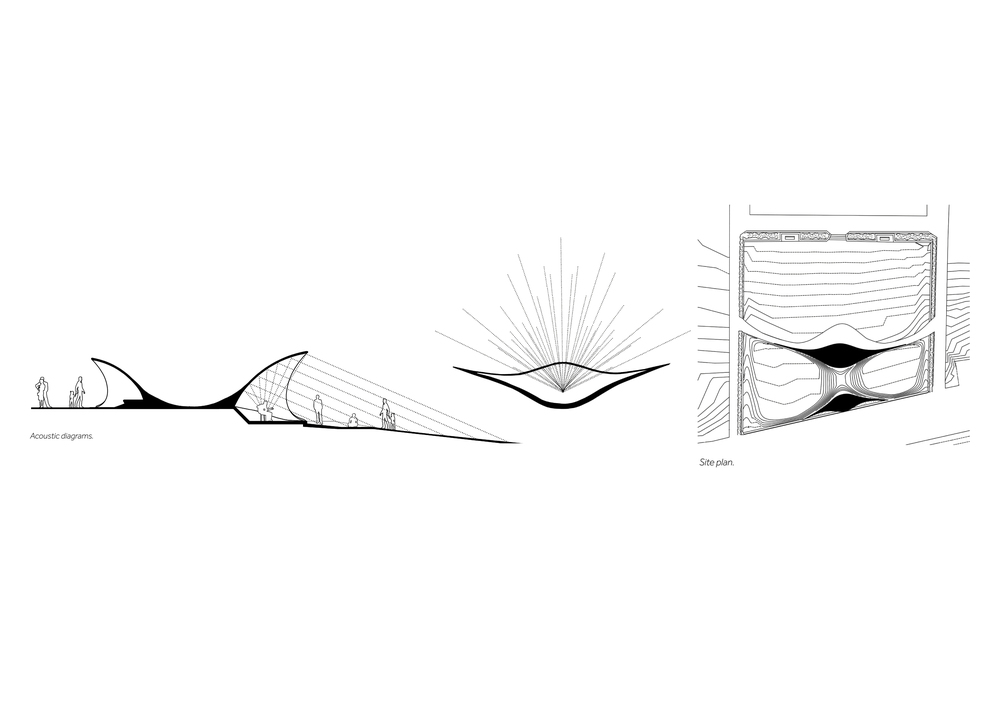 Acoustic diagrams and site plan (Black on white).jpg