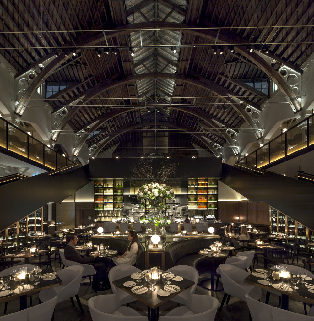 Conran and partners celebrate three wins at the 2016 for Restaurant design london