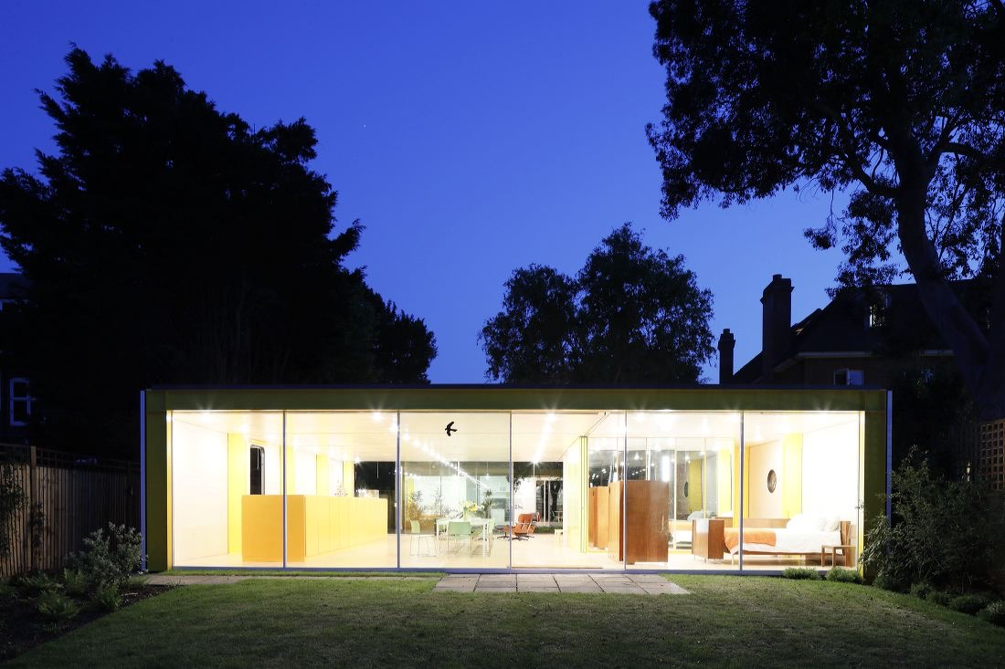 Gumuchdjian Architects Reinvents Wimbledon House For Harvard