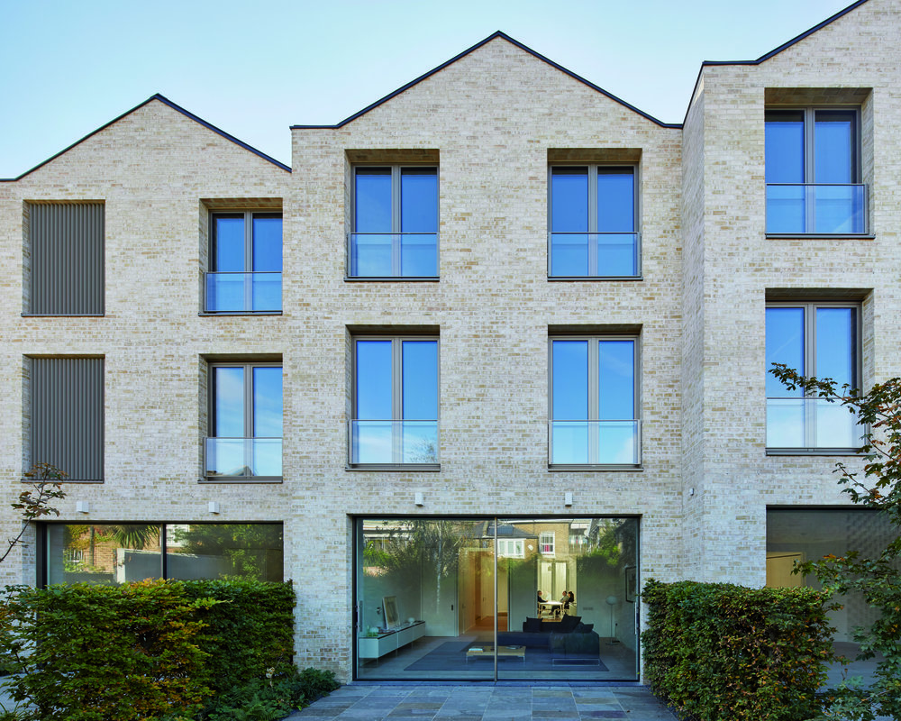Lifschutz Davidson Sandilands Has Won A Housing Design Award For Its Design  Of Paradise Gardens, West London.