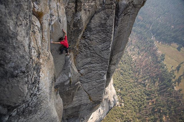 Free Solo has been nominated for the Cinema Eye Audience Award! If you loved the film, please give us a vote at cinemaeyehonors.com and spread the word to your friends! #freesolo