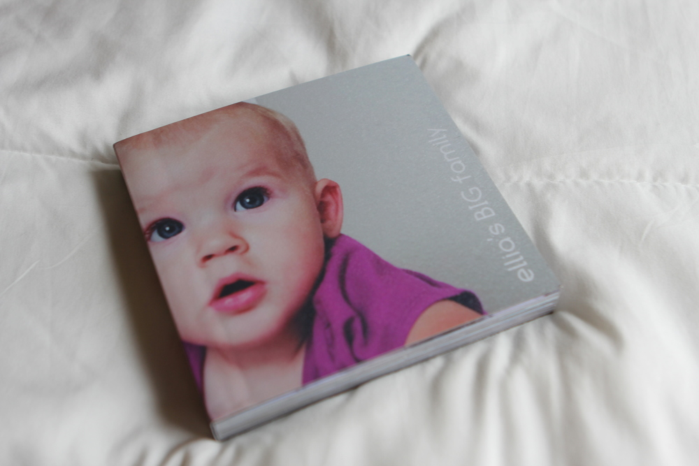 family faces photo book story of this life