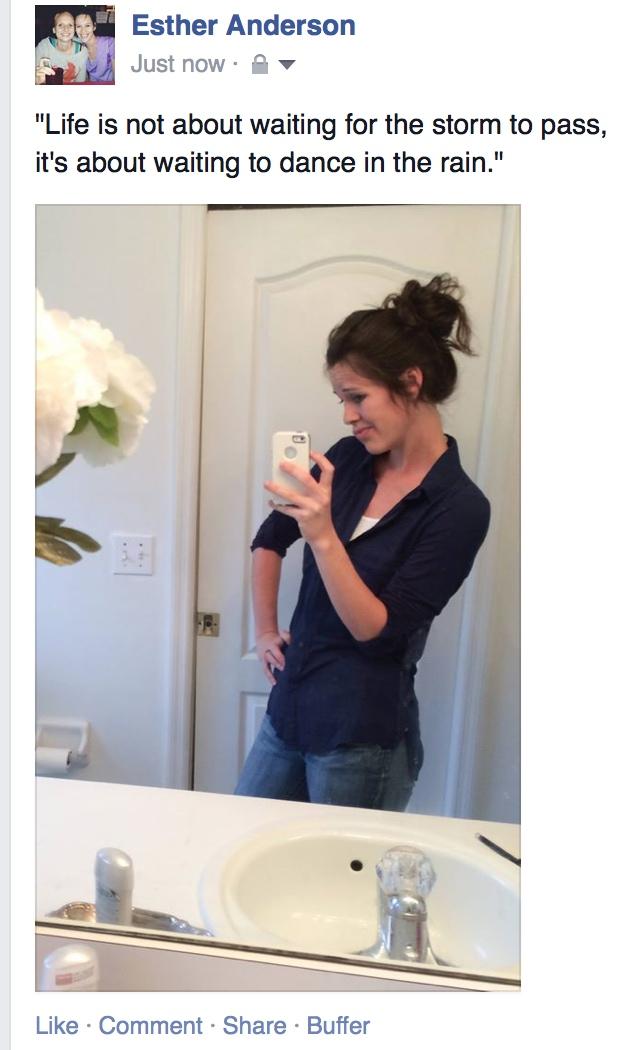 Duck lips selfie before smartphones - 4 7