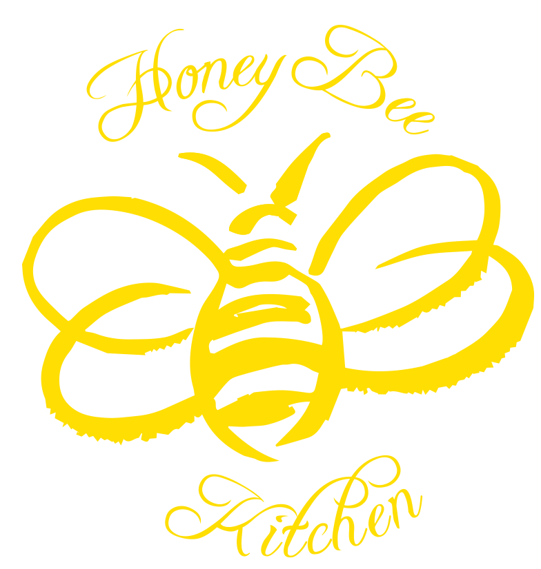 Charming Honey Bee Kitchen