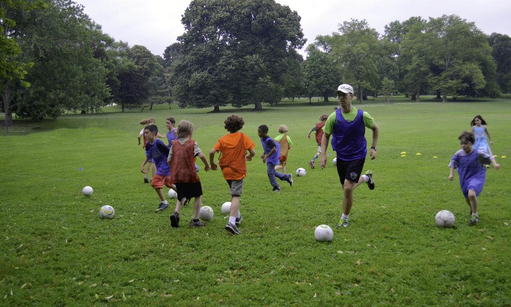 Instructional Soccer