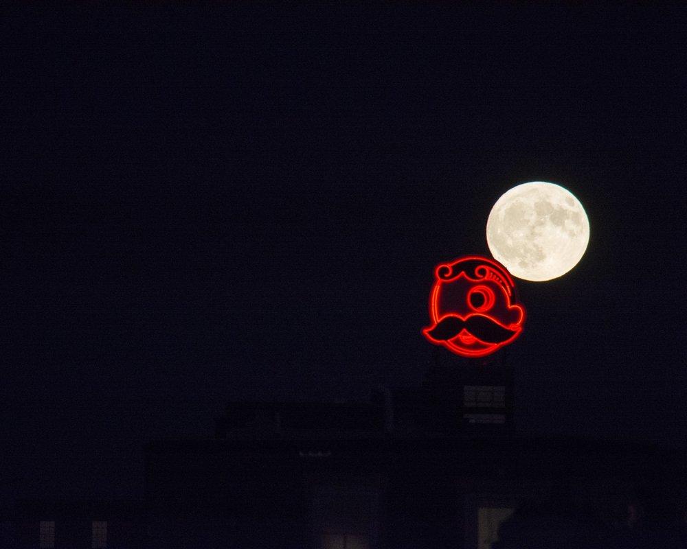 Natty Boh Moon