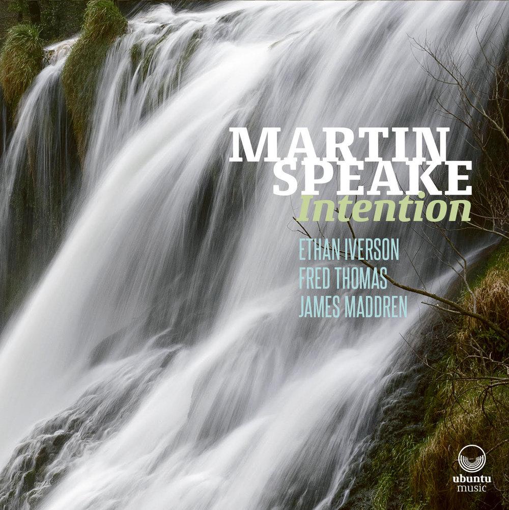 martin speake / UBU0009 (2018)
