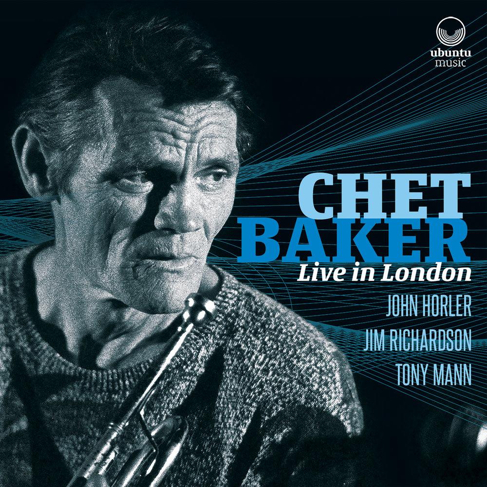 Chet Baker / Live in London