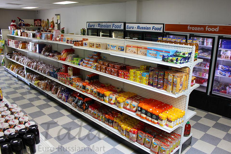 TaLa store interior