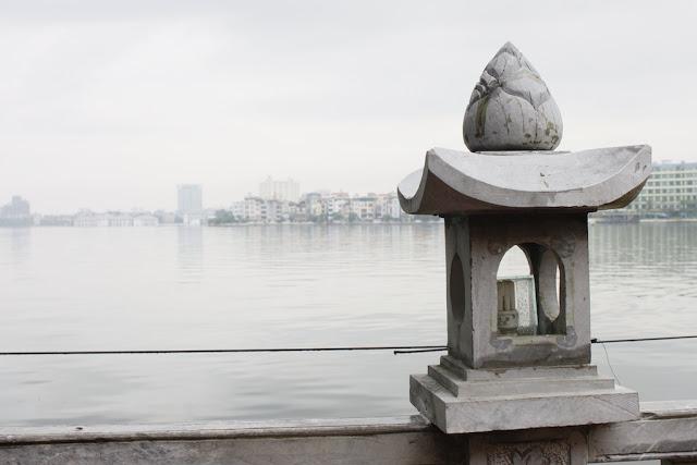 Tay Ho lake, Hanoi