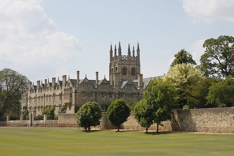 Where to eat: Oxford
