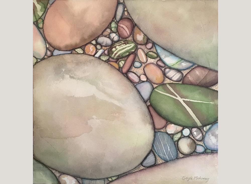 River Stones II