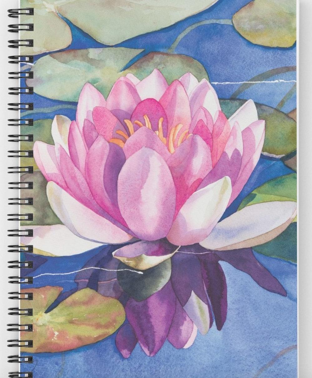 Pink-Water-Lily-Spiral-Notebook.jpeg