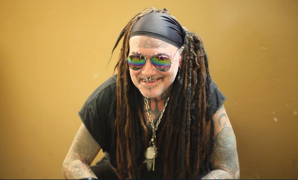Interview with Al Jourgensen from Ministry