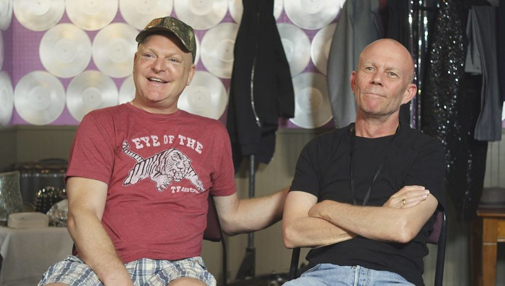 Interview with Andy Bell and Vince Clarke from Erasure