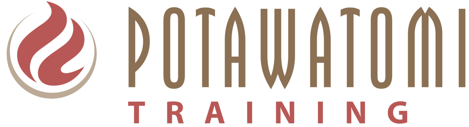 Potawatomi Training