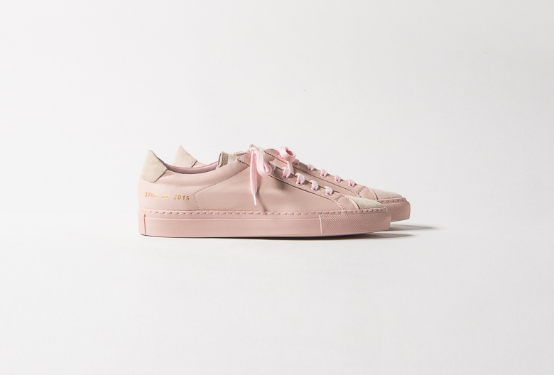 COMMON PROJECTS ACHILLES LEATHER LOW-TOP