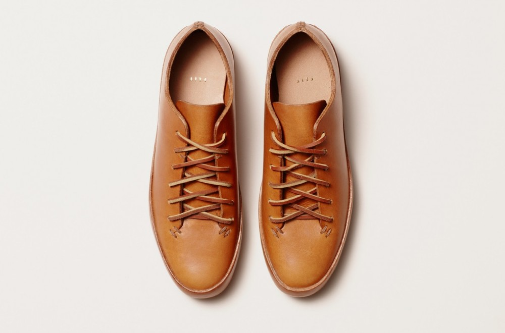 FEIT HAND SEWN LO LEATHER CUOIO