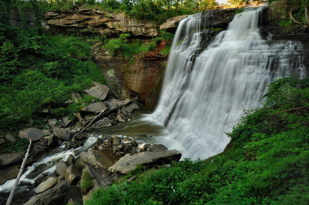 Brandywine Falls ©Jeff Burcher