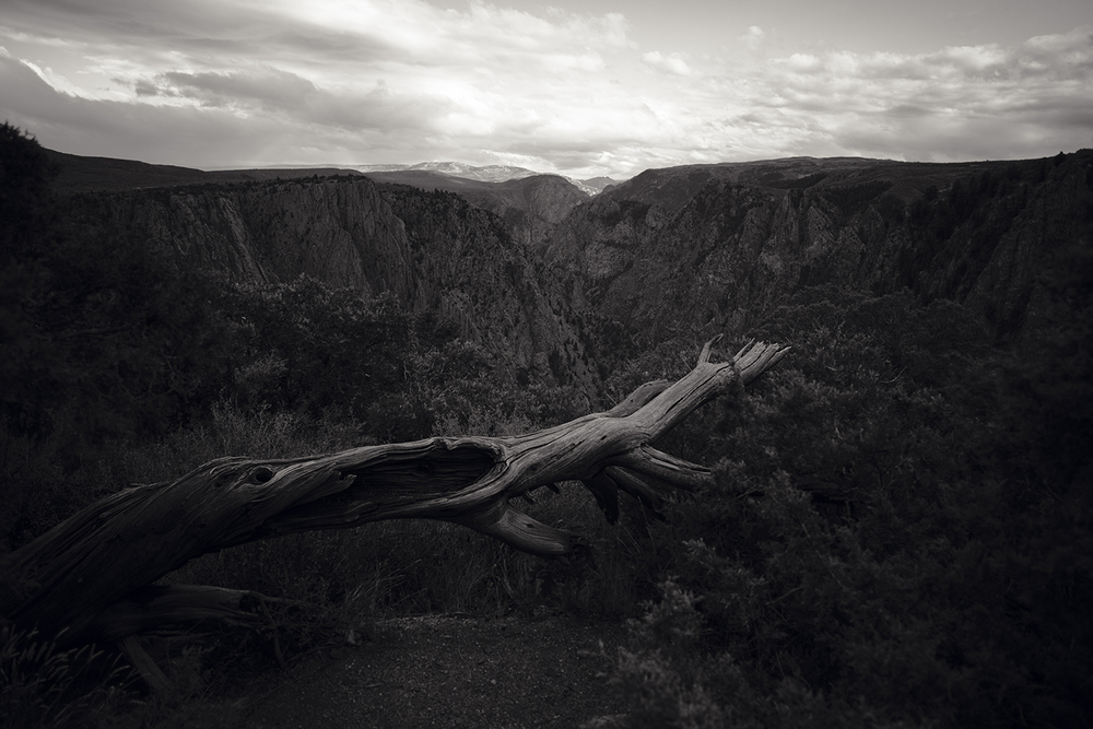 Overlooking The Black Canyon - © Jonathan Urrutia