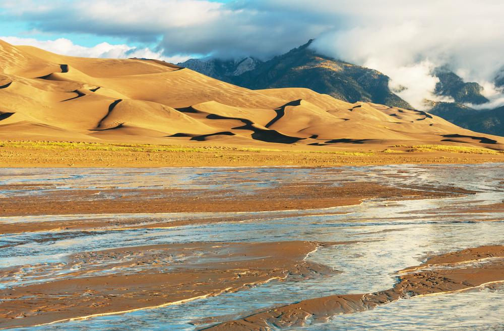 Medano Creek & Sand Dunes
