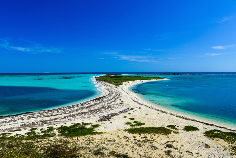 bush key seen from fort jefferson – (PHOTO: FELIX LIPOV/SHUTTERSTOCK)