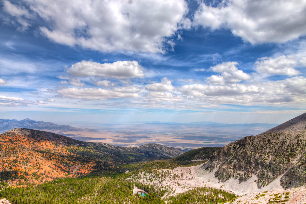 Views From Wheeler Peak Scenic Drive – (PHOTO: Arlene Treiber Waller/SHUTTERSTOCK)