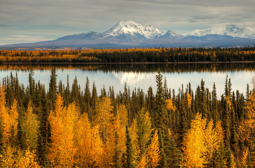 MOUNT WRANGELL - (PHOTO: GAIL JOHNSON/SHUTTERSTOCK)
