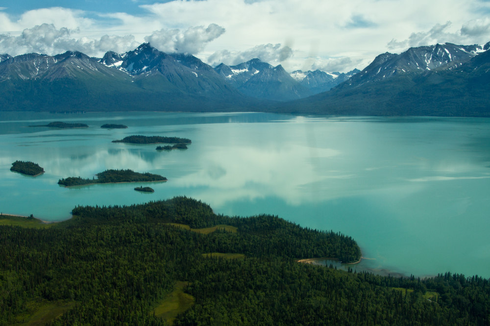 LAKE CLARK – (PHOTO: NPS/ K. JALONE)