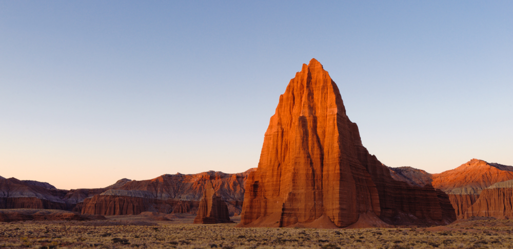 THE CATHEDRAL VALLEY OF CAPITOL REEF NATIONAL PARK –  (PHOTO: KOJIHIRANO/SHUTTERSTOCK)