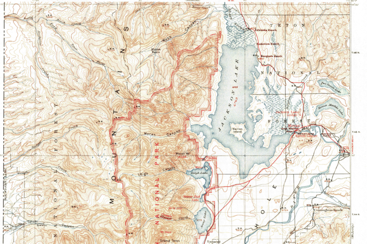 Grand Teton National Park 1901 USGS Historical Topo Map — Purple on rocky mountain national park, california map, bryce canyon national park, wyoming map, teton range map, zion national park, national mall and memorial parks map, idaho map, teton crest trail map, mesa verde national park, badlands national park, arches national park, devils tower map, yellowstone map, united states map, yosemite national park, kings canyon national park map, devils tower national monument, beartooth mountains map, denali national park and preserve map, bryce canyon map, olympic national park, yellowstone national park, wind river range map, glacier national park, amistad national recreation area map, teton range, rocky mountains, montana map, snake river, teton fault map, canyonlands national park, acadia national park, redwood national park map, great smoky mountains national park, jackson hole, sequoia national park, usa map, sequoia national park map,