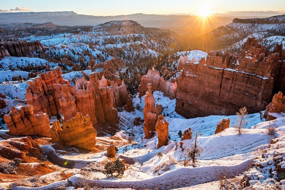 Overlook | Bryce Canyon National Park |  © Elliot McGucken