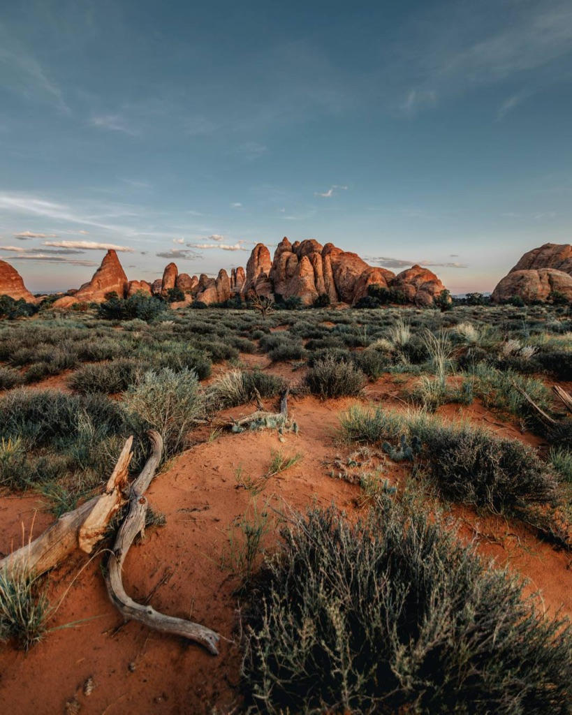 Arches National Park | © Cole Buckhart