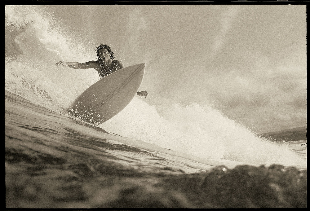 Mark Richards - Haleiwa – 1976